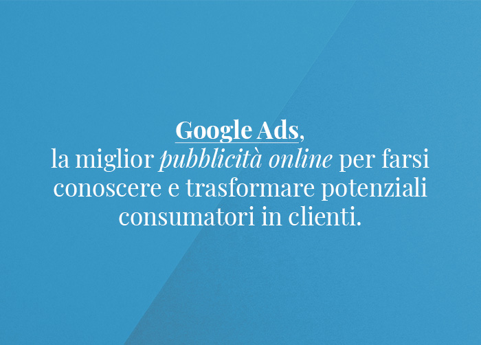 L'importanza di Google ADS