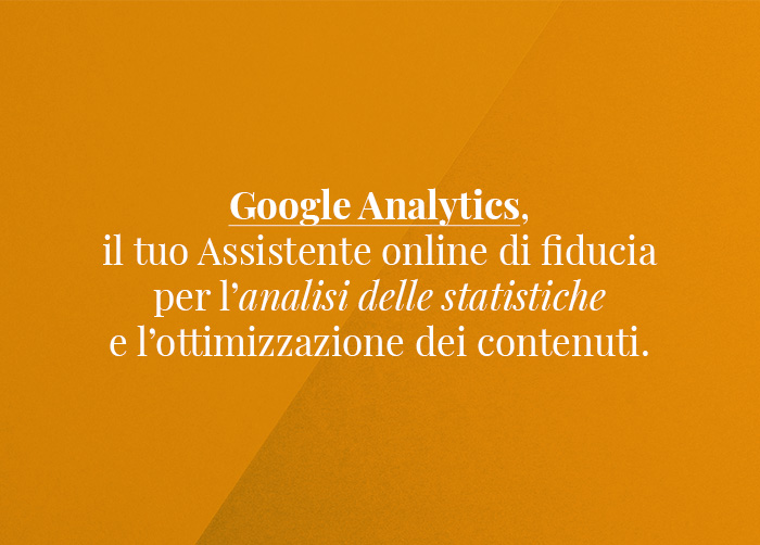 L'importanza di google analytics
